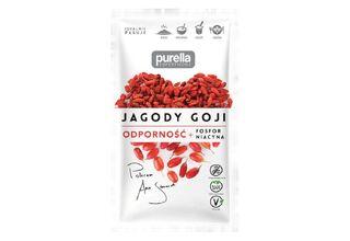 Jagody goji i acai - Purella Superfoods