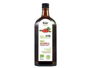 Zdrowe soki - Fair Organic