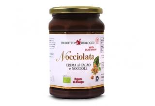 Zdrowa żywność - Nocciolata