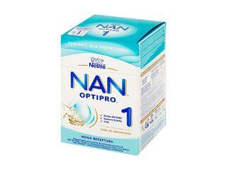 Mleka początkowe - Nestle
