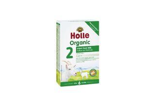 Mleka ekologiczne dla dzieci - Holle
