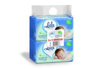 Chusteczki dla niemowląt - Lula
