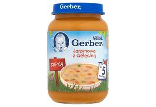 Słoiczki dla dzieci - Gerber