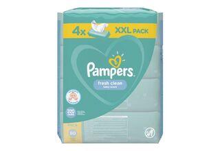 Chusteczki dla niemowląt - Pampers