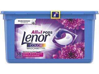 Kapsułki do prania - Lenor