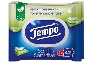 Artykuły higieniczne - Tempo