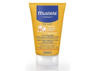Kremy z filtrem - Mustela