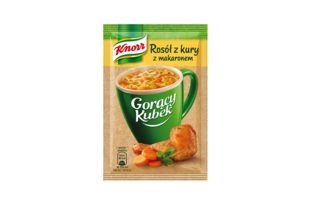 Zdrowa żywność - Knorr