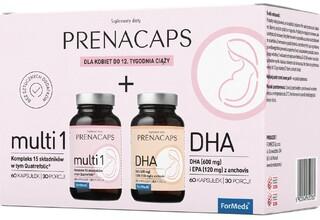 Witaminy dla kobiet w ciąży - Formeds