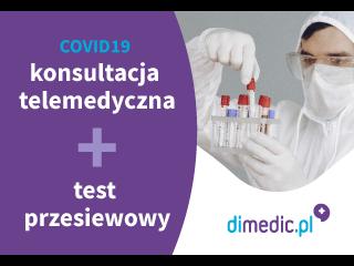 Testy na koronawirusa - Dimedic.pl