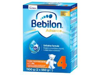 Mleka następne - Bebilon