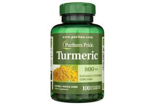 Kurkuma w tabletkach - Puritan's Pride
