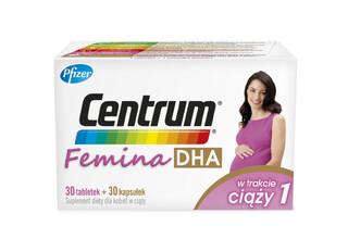 Witaminy dla kobiet w ciąży - PFIZER