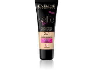 Podkłady do twarzy - Eveline Cosmetics