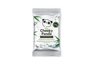 Chusteczki dla niemowląt - The Cheeky Panda