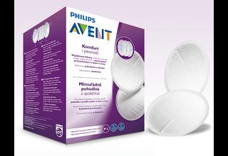 Wkładki laktacyjne - Philips