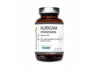 Kurkuma w tabletkach - Kenay A.G.