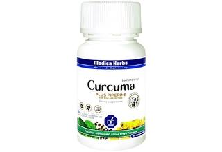 Kurkuma i piperyna - Medica Herbs