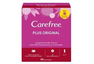 Wkładki higieniczne - Carefree