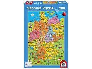Puzzle dla dzieci - Schmidt