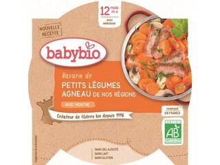 Żywienie niemowląt i dzieci - Babybio
