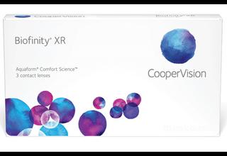 Soczewki miesięczne - Cooper Vision