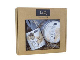 Zestawy kosmetyków męskich - LaQ