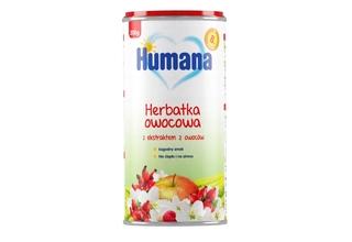 Herbatki dla niemowląt - HUMANA