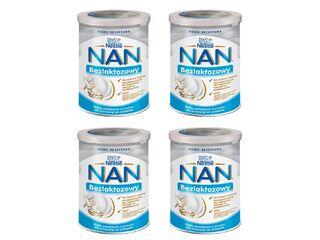 Mleka hipoalergiczne - Nestle