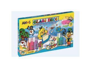 Farby i przybory do malowania - Amos
