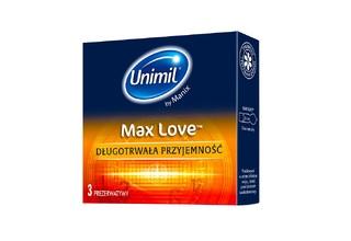 Prezerwatywy - Unimil