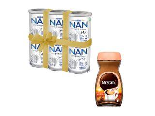 Mleka modyfikowane - Nestle