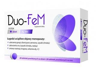 Suplementy na menopauzę - Natur Produkt Zdrovit