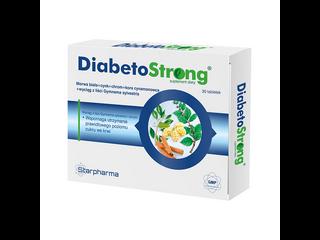 Suplementy na cukrzycę - Starpharma