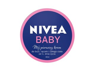 Pielęgnacja noworodka - Nivea