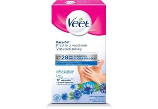 Wosk do depilacji - Veet