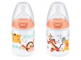 Butelki dla niemowląt - NUK
