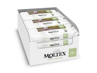 Chusteczki dla niemowląt - Moltex