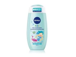Mydła i płyny do kąpieli dla dzieci - Nivea