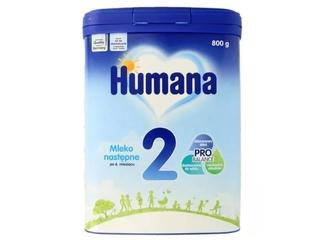 Mleka modyfikowane - Humana