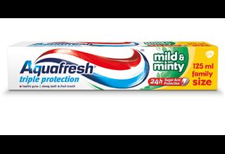 Pasta na wrażliwe zęby - Aquafresh