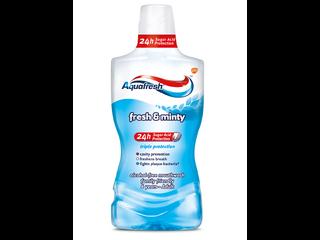 Płyny do płukania jamy ustnej - Aquafresh