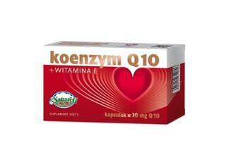 Koenzym Q10 - NATURELL