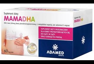 Witaminy dla kobiet w ciąży - ADAMED