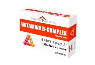 Witamina B Complex - DOMOWA APTECZKA