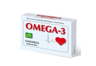 Preparaty na wzmocnienie serca - GAL