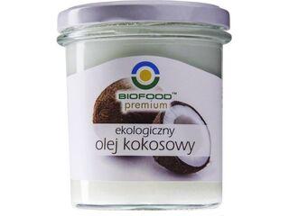 Olej kokosowy - BIO Food