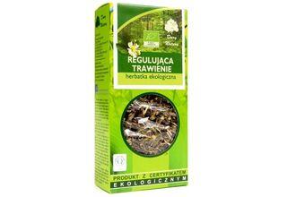 Herbaty na trawienie - DARY NATURY - herbatki BIO