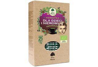 Herbatki dla niemowląt - DARY NATURY - herbatki BIO