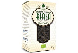 Herbaty białe - DARY NATURY - herbatki BIO